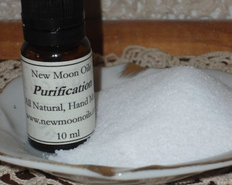 All Natural Purification Oil