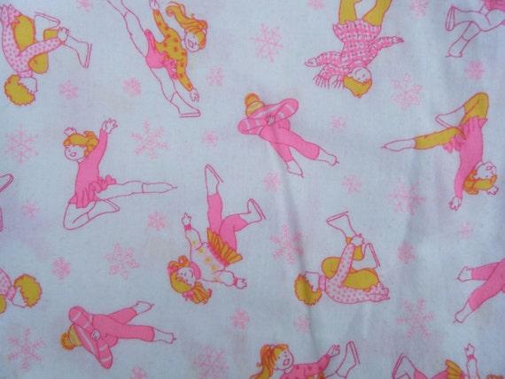 Sale vintage juvenile childrens novelty cotton by makinprojiks for Childrens fabric sale