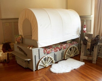 cowboy bed cowboy bedroom theme bed chuckwagon bed
