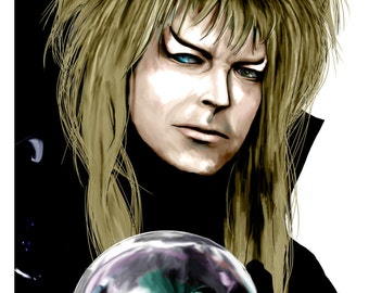 Jareth, King of the Goblins - Fantasy Series