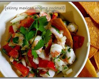 Mexican Shrimp Cocktail Recipe 2p+