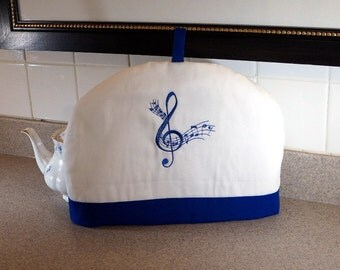 Tea Cozy for The Music Lover