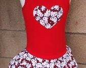 Custom, Hello Kitty, Inspired Dress.
