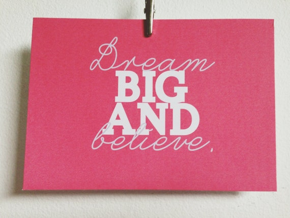Motivational Quote notecards