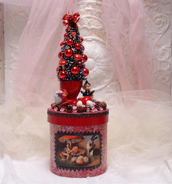 Where Can I Buy A Flocked Christmas Tree