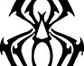 Spider Decal