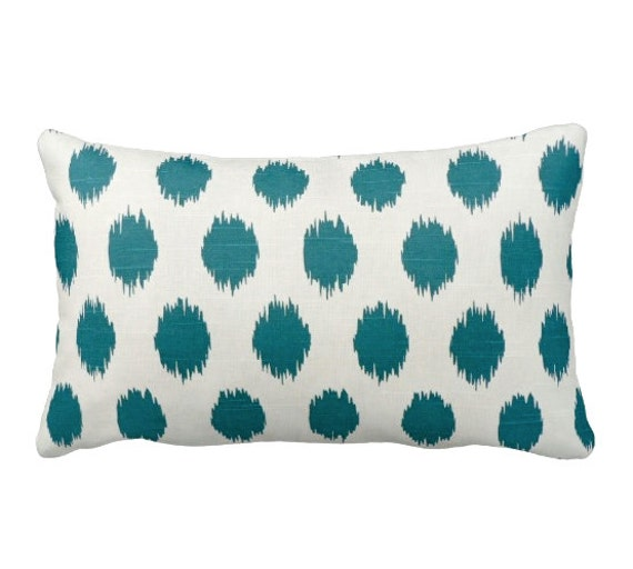 Etsy Teal Throw Pillow : 7 Sizes Available: Teal Pillow Cover by ReedFeatherStraw on Etsy