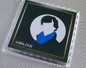 Lovely Sherlock Coaster