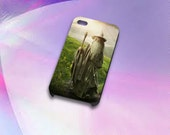 The hobbit gandalf cover case fit for iphone 4/4s, iphone 5/5c/5s, samsung galaxy s3/s4