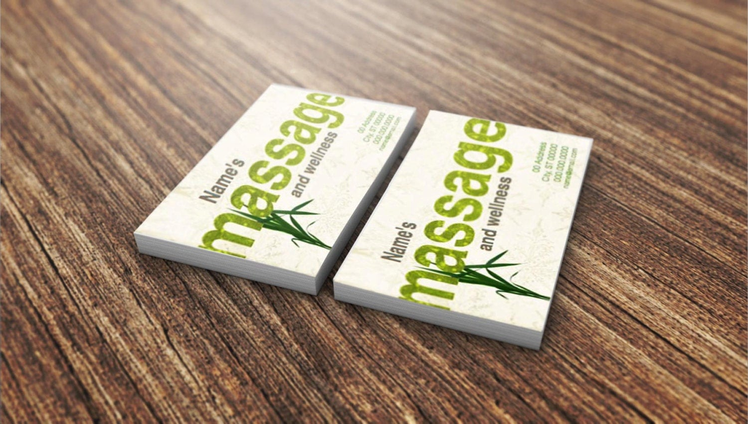 Massage Business Cards | Unlimitedgamers.co