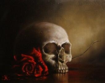 immortal- still life