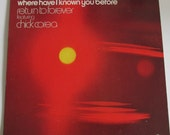 Jazz/rock fusion.  Return To Forever Where Have I Known You Before Chick Corea, Al DiMeola, etc.