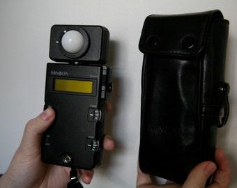MINOLTA Flash Meter III