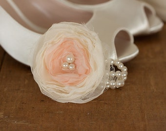 Bridal wrist corsage, Mother of the bride, bridesmaids, flower girl corsage