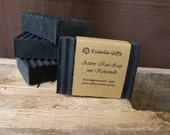 Active Charcoal Soap with Coconut Milk - Regular