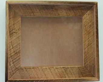 Natural Barnwood Custom Picture Frame