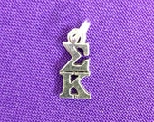Sigma Kappa Sorority Greek Lavaliere, officially licensed