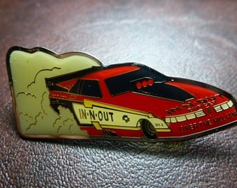 In N  Out Burger Pin RARE