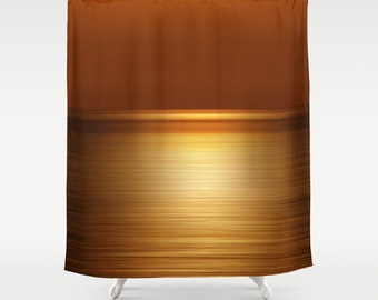 Copper Shower Curtain Rod Tags