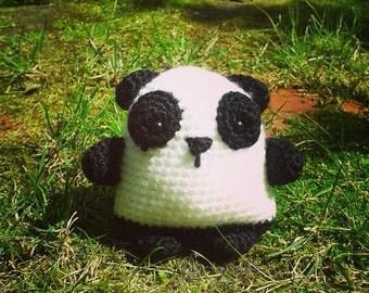 Handmade Crochet Panda