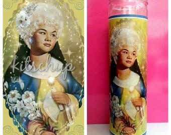 Saint Etta prayer candle