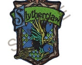 Slytherclaw Cross-House Crest Patch