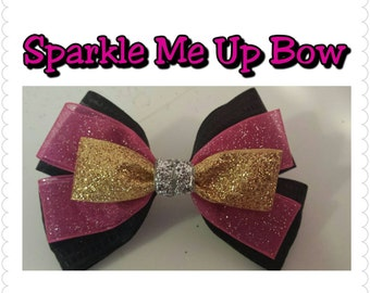 Sparkle Me Up Bow