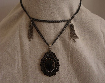 Steam punk necklaces