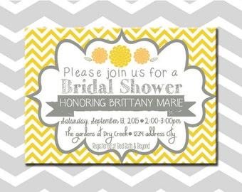 Bridal Shower Invitation/Card