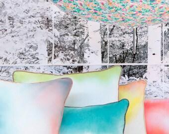 Cirrus cushions