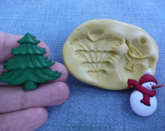 1 miniature koi fish 1 lily pad silicone mold by for Koi fish mold