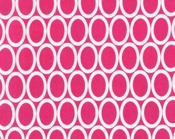 Robert Kaufman Remix Ovals in Bright 100% Cotton by Ann Kelle