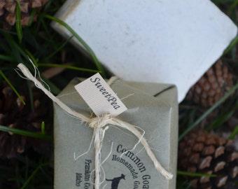 Sweet Pea Goat Milk Castile Soap