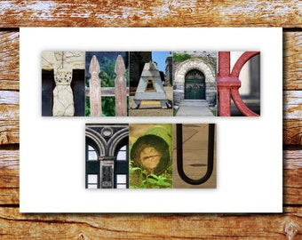 Thank You Card - Greeting Card