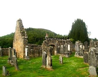 Church Ruins & Cemetary 1