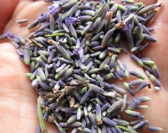 All Natural Dried Lavender Lavandula X-intermedia