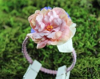 Flower garden bangle /code:BG-1