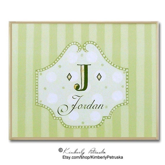 Baby Gift Name Plaque : Personalized childrens name plaque baby nursery