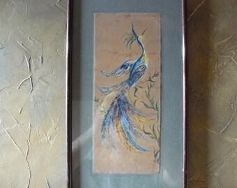 Blue Bird table