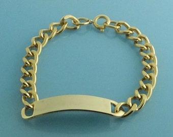 Men's ID Bracelet 006