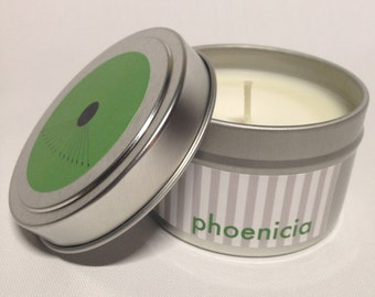 Phoenicia Candle By ATeN