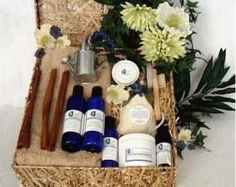 Gardener's Relief - Spa Gift Basket