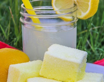 Lemonade Marshmallows