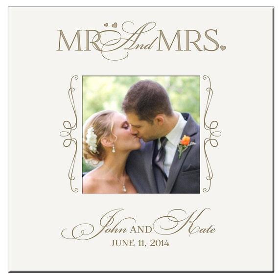 Personalised Wedding Photo Albums: Wedding Photo Album Wedding Gift By DaySpringMilestones On