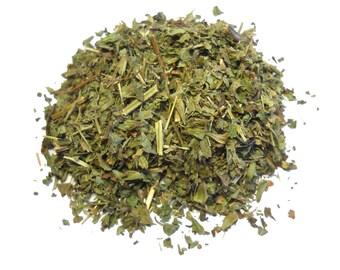 Dried Organic Melissa leaves1 oz (30 g) incense herb