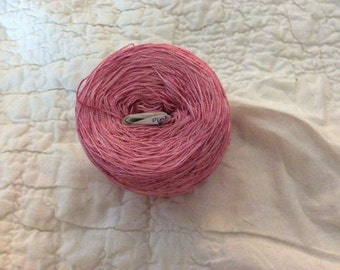 Claudia Hand Painted Yarn- Pink Posey