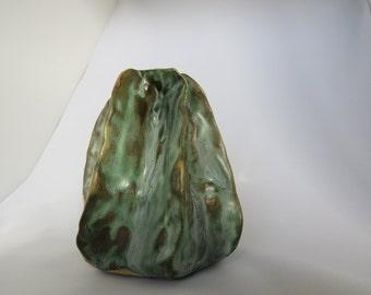 Handmade stoneware curiosity