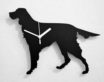 Gordon Setter Dog - Wall Clock