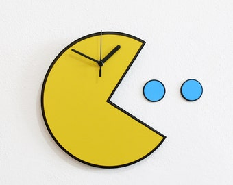 Pac-Man - Wall Clock