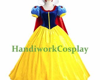Snow White Tutu Girls Disney Costume
